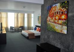 Amaara Sky Hotel - キャンディー - 寝室