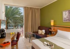 レオナルド プラザ ホテル エイラート - エイラット - 寝室