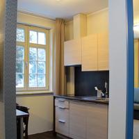 アパートホテル ネプチューン In-Room Kitchenette