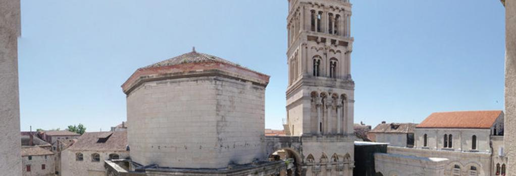 Diocletian's Rooms - スプリト - 屋外の景色