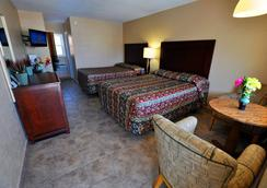 Nantucket Inn & Suites - ワイルドウッド - 寝室