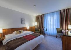 K+K ホテル オペラ - ブダペスト - 寝室