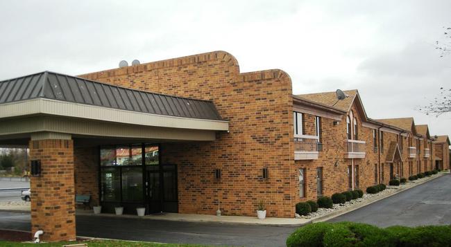 Red Roof Inn Fort Wayne - Fort Wayne - 建物