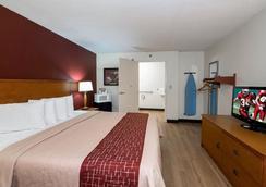 Red Roof Inn Cedar Rapids - Cedar Rapids - 寝室