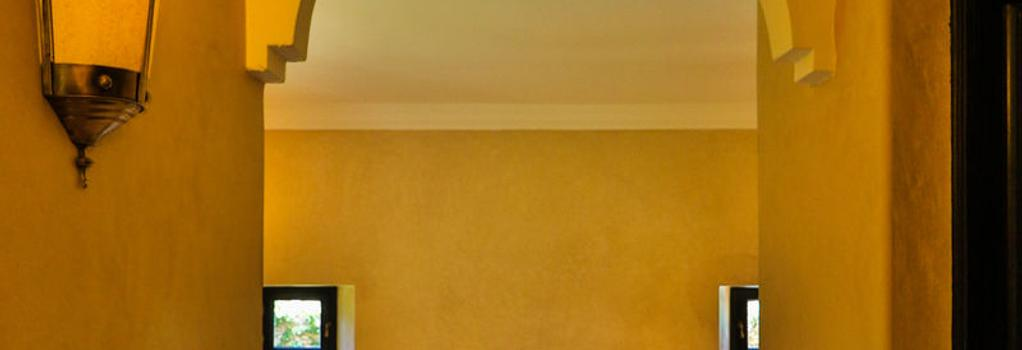 Essaouira Lodge - エッサウィラ - 寝室