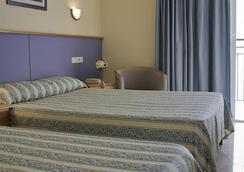 ホテル マリティモ スポーツ & リラックス - イビサ - 寝室