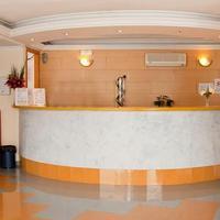 ホテル マリティモ スポーツ & リラックス Reception