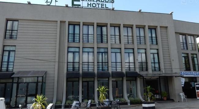 Edna Addis Hotel - Addis Ababa - 建物