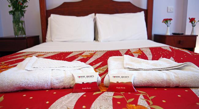 Islington Inn - ロンドン - 寝室