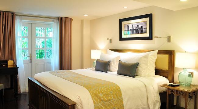 Villa Song Saigon - ホーチミン - 寝室