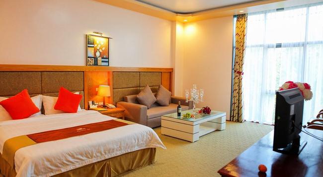 A1 Hotel Dien Bien - Dien Bien Phu - 寝室