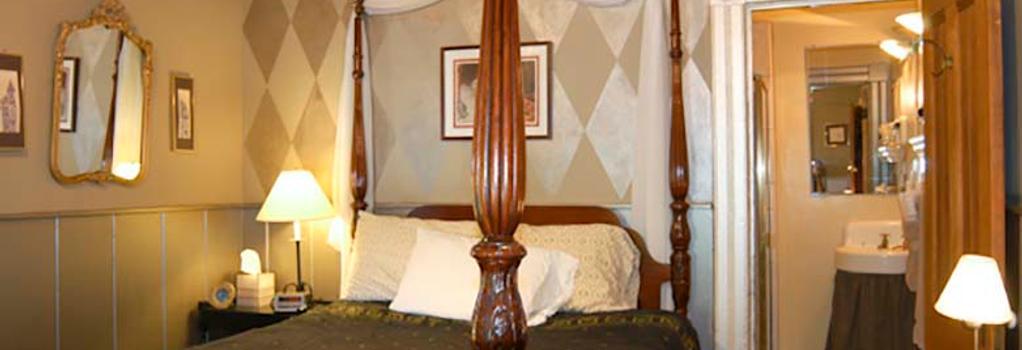 Madison Street Inn - サンタクララ - 寝室