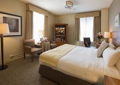 エグゼクティブ ホテル パシフィック - シアトル - 寝室