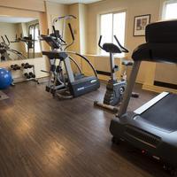 エグゼクティブ ホテル パシフィック Fitness Facility