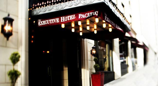 エグゼクティブ ホテル パシフィック - シアトル - 建物