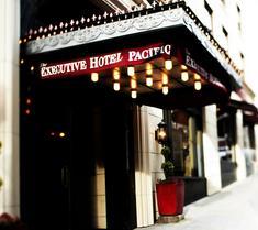 エグゼクティブ ホテル パシフィック