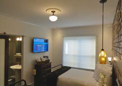 キャバリエ サウス ビーチ ホテル - マイアミ・ビーチ - 寝室