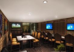 キャバリエ サウス ビーチ ホテル - マイアミ・ビーチ - レストラン