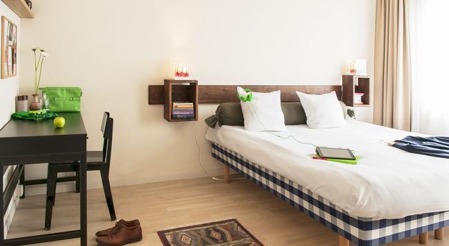 タウンハウス マーストリヒト - マーストリヒト - 寝室