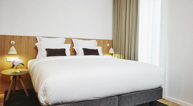 9ホテル レピュブリック - パリ - 寝室