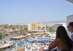 Hotel Playa del Ingles - マスパロマス - バルコニー