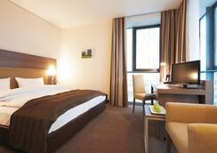 インターシティホテル マンハイム - マンハイム - 寝室
