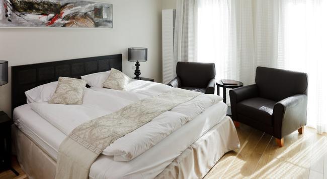 City Center Hotel - レイキャヴィク - 寝室