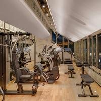 ホテル オイロペイシャー ホフ ハイデルベルク Fitness Facility
