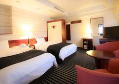アパホテル<西麻布> - 東京 - 寝室