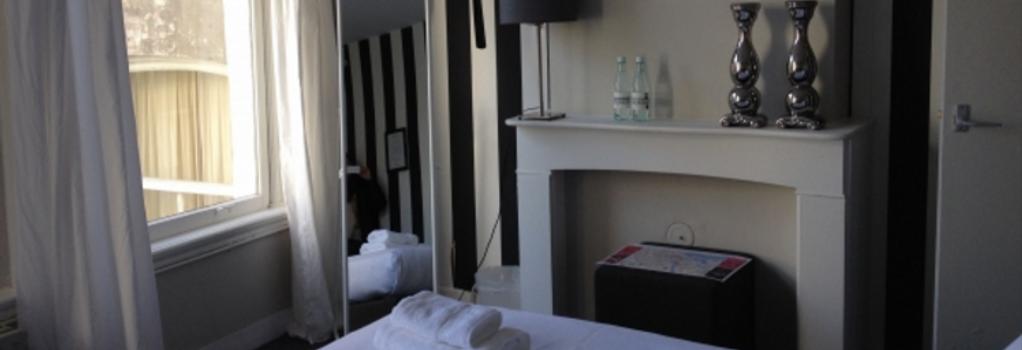 ナイン (T) ティーン - アムステルダム - 寝室