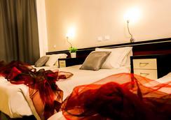 ホテル ロッソ ヴィーノ - ミラノ - 寝室