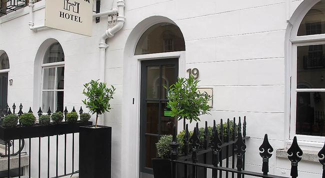 クイーンズウェイ ホテル - ロンドン - 建物