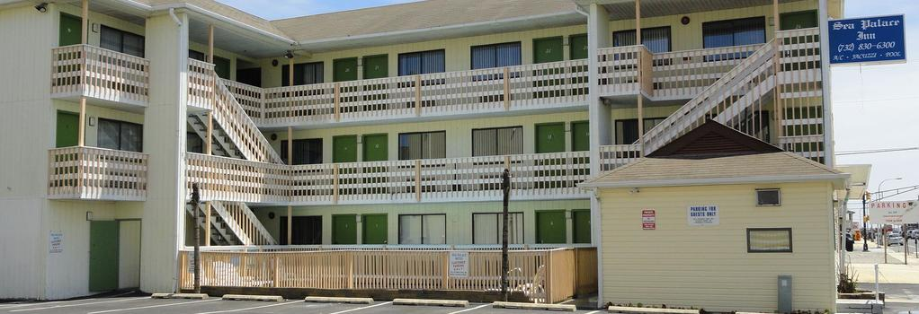 Sea Palace Motel - Seaside Heights - 建物
