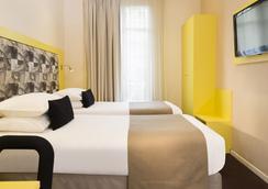 ホテル パレ ドゥ シャイヨー - パリ - 寝室