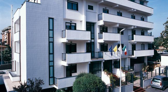 ホテル シスト V - ローマ - 建物