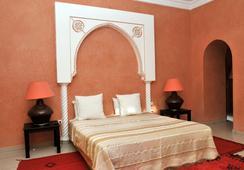 La Maison des Oliviers - マラケシュ - 寝室