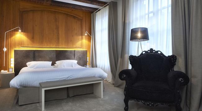 ラ メゾン デ テート - コルマール - 寝室