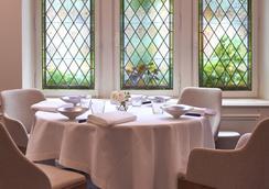 ラ メゾン デ テート - コルマール - レストラン