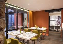 ル コロンビエ - コルマール - レストラン