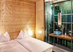 Hotel Ochsen - ダヴォス - 寝室