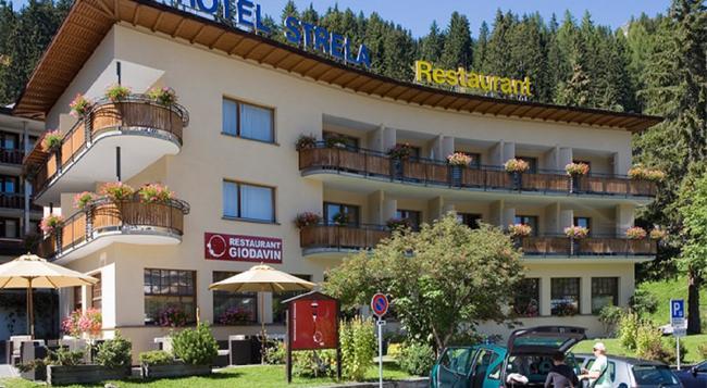 Hotel Strela - ダヴォス・プラッツ - 建物