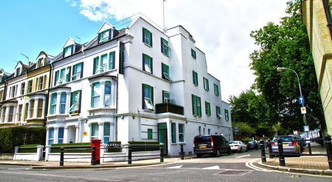 ケンジントン ウエスト - ロンドン - 建物