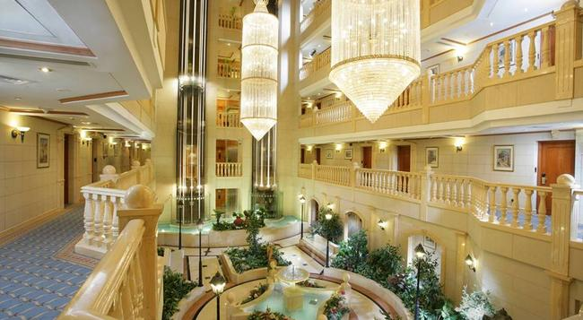 カールトン パレス ホテル - ドバイ - ロビー