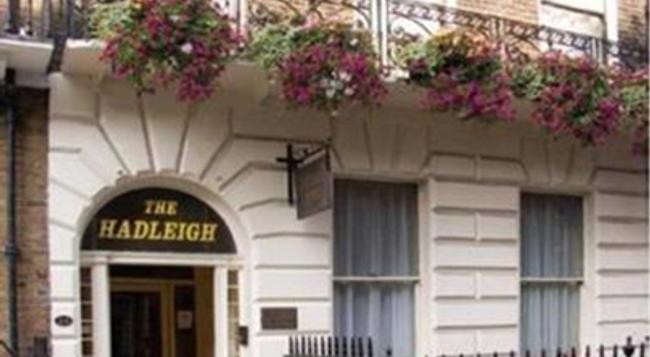 ハドリー ホテル - ロンドン - 建物