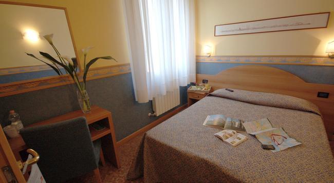 アンティカ ヴィラ グラッツィエーラ - ヴェネチア - 寝室