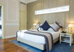 グランド ホテル リッツ - ローマ - 寝室