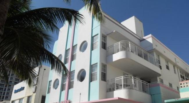 オーシャン サーフ ホテル - マイアミ・ビーチ - 建物