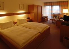 ホテル メリアン ローテンブルク - ローテンブルク・オプ・デア・タウバー - 寝室
