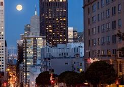スタンフォードコート サンフランシスコ - サンフランシスコ - 屋外の景色