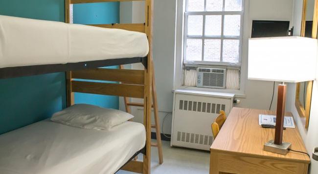 West Side YMCA - ニューヨーク - 寝室